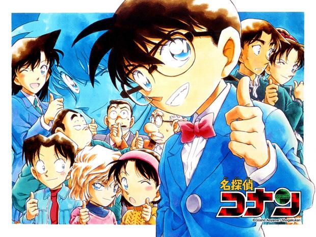 Không chỉ Conan, 10 bộ manga này cũng khiến khán giả dài cổ vì chờ đợi cái kết! - Ảnh 1.