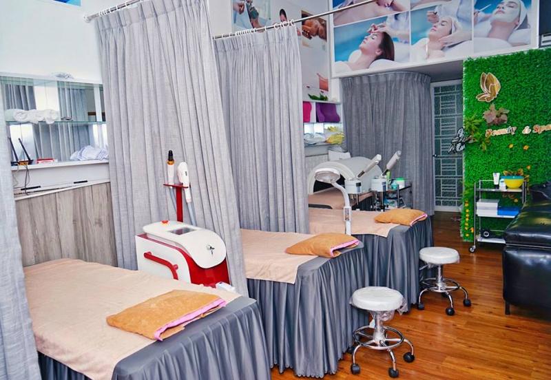 Dịch vụ chăm sóc da ở Thùy Dương Spa với ưu điểm: Độ an toàn, hiệu quả cao, sáng da, phù hợp với mọi loại da, kể cả với làn da nhạy cảm