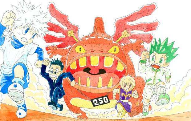 Không chỉ Conan, 10 bộ manga này cũng khiến khán giả dài cổ vì chờ đợi cái kết! - Ảnh 8.