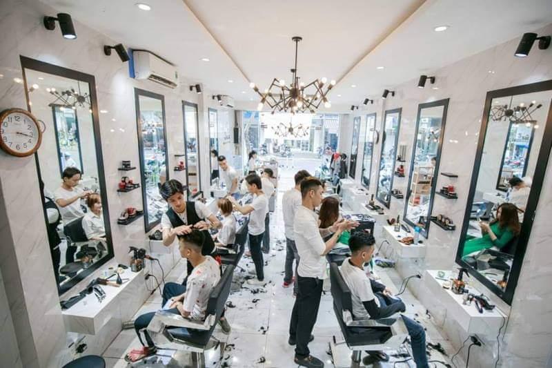 3Man Hair Salon cắt tóc nam đẹp và chất lượng nhất Gia Lai