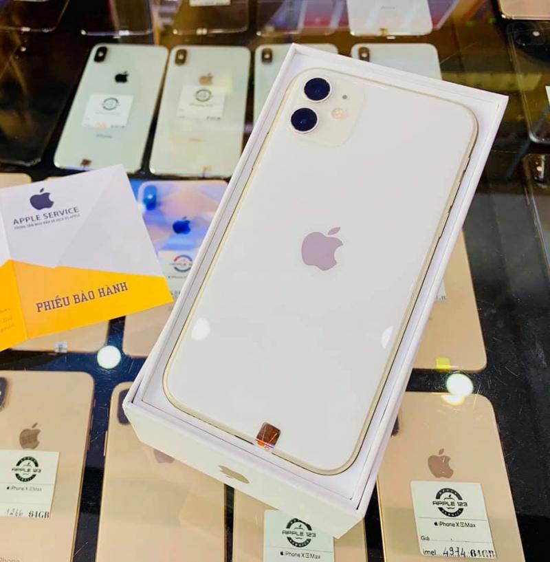Apple Service địa chỉ mua iPhone uy tín nhất TP. Pleiku, Gia Lai