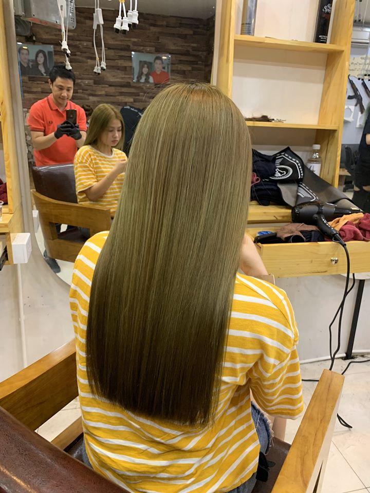 Bắc Trần Tiến Salon nhuộm tóc đẹp nhất TP. Pleiku, Gia Lai
