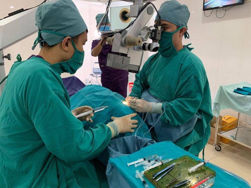 Bệnh Viện Mắt Quốc Tế Sài Gòn Bệnh viện khám và điều trị chất lượng nhất Gia Lai