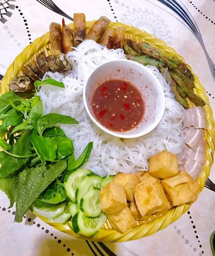 Bún Đậu Mắm Tôm Cô Hai quán bún đậu mắm tôm ngon và chất lượng nhất An Khê, Gia Lai