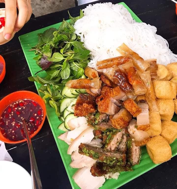 Bún Đậu Ngõ quán bún đậu mắm tôm ngon và chất lượng nhất An Khê, Gia Lai