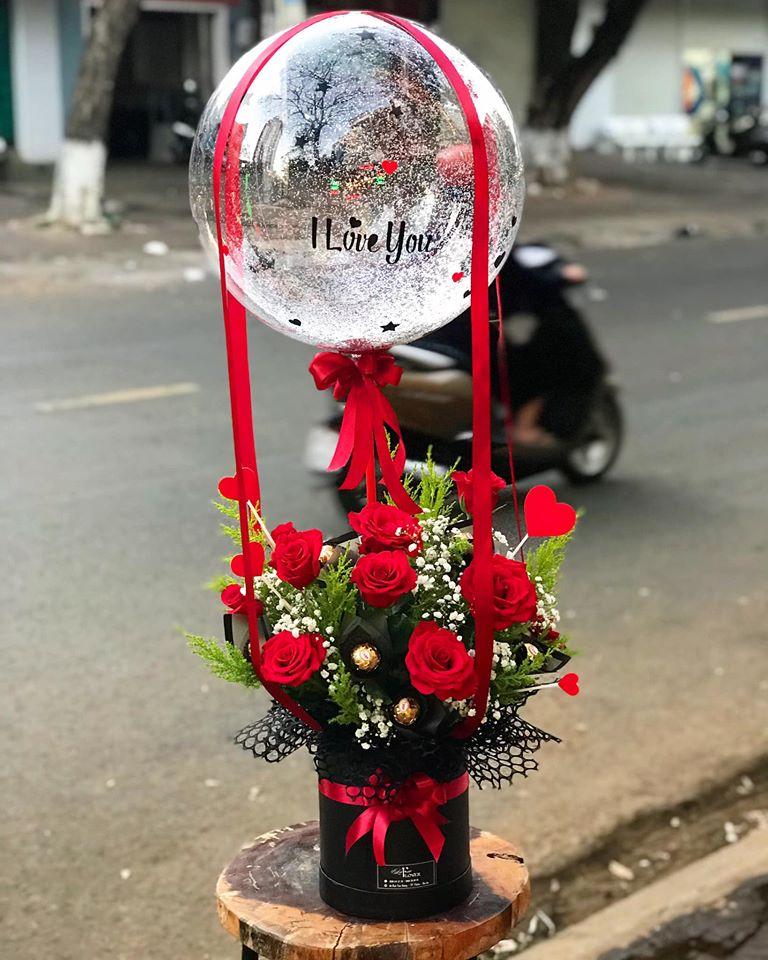 Cửa hàng Love Flower Shop hoa tươi đẹp nhất TP. Pleiku, Gia Lai
