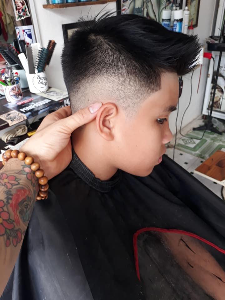 ĐỨC BARBERSHOP cắt tóc nam đẹp và chất lượng nhất Gia Lai
