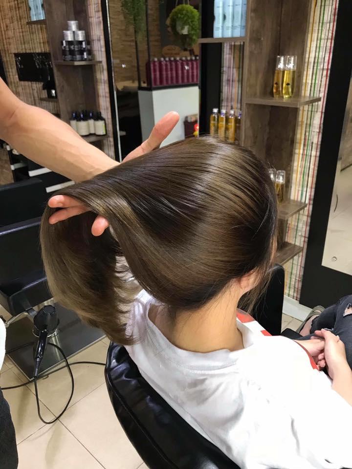 Dũng Hair Salon nhuộm tóc đẹp nhất TP. Pleiku, Gia Lai