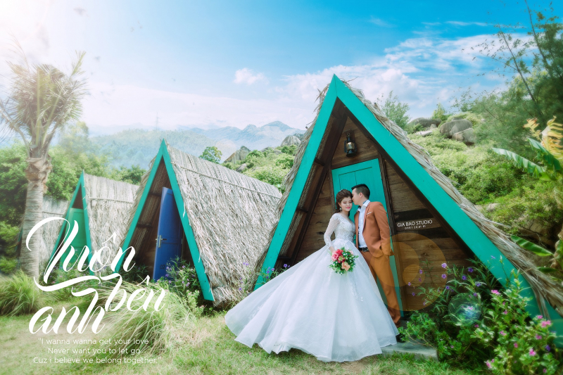 Gia Bảo Studio chụp ảnh cưới đẹp nhất An Khê, Gia Lai