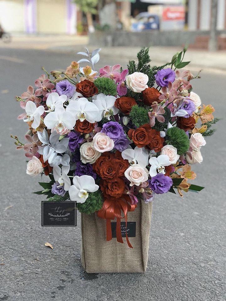 Hà Lan Hoa flowers Shop hoa tươi đẹp nhất TP. Pleiku, Gia Lai