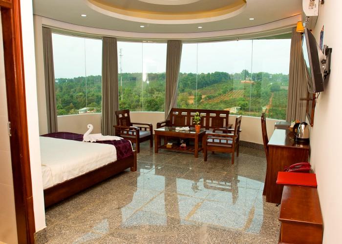 Hoàng Vũ Biển Hồ Hotel Khách sạn giá rẻ gần trung tâm Gia Lai