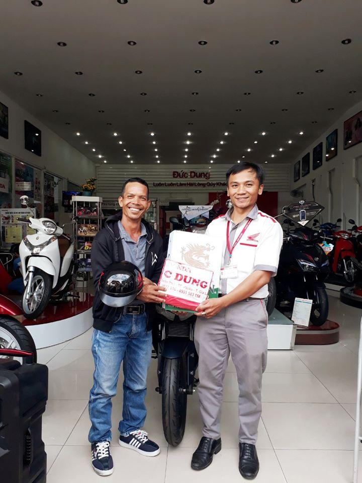 Honda Đức Dung sửa xe máy uy tín nhất TP. Pleiku, Gia Lai