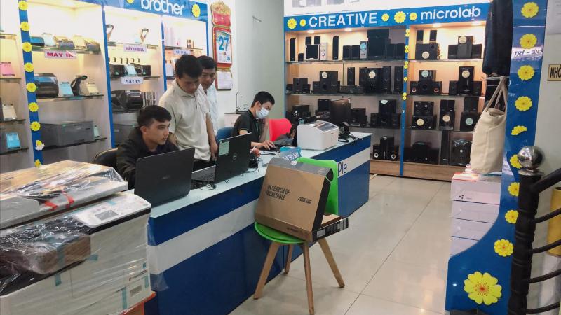 Huy Vũ High-End địa chỉ mua máy tính/laptop uy tín nhất ở TP. Pleiku, Gia Lai
