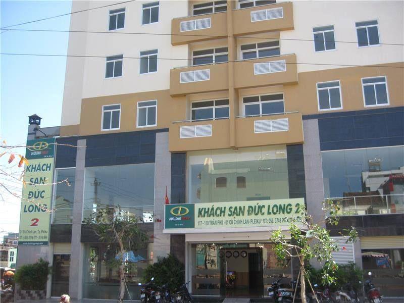 Khách sạn Đức Long 2 Khách sạn giá rẻ gần trung tâm Gia Lai