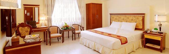 Khách sạn Hoàng Ngọc Khách sạn giá rẻ gần trung tâm Gia Lai