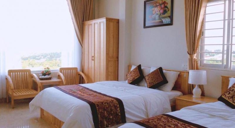 Khách sạn Minh Mạnh Khách sạn giá rẻ gần trung tâm Gia Lai