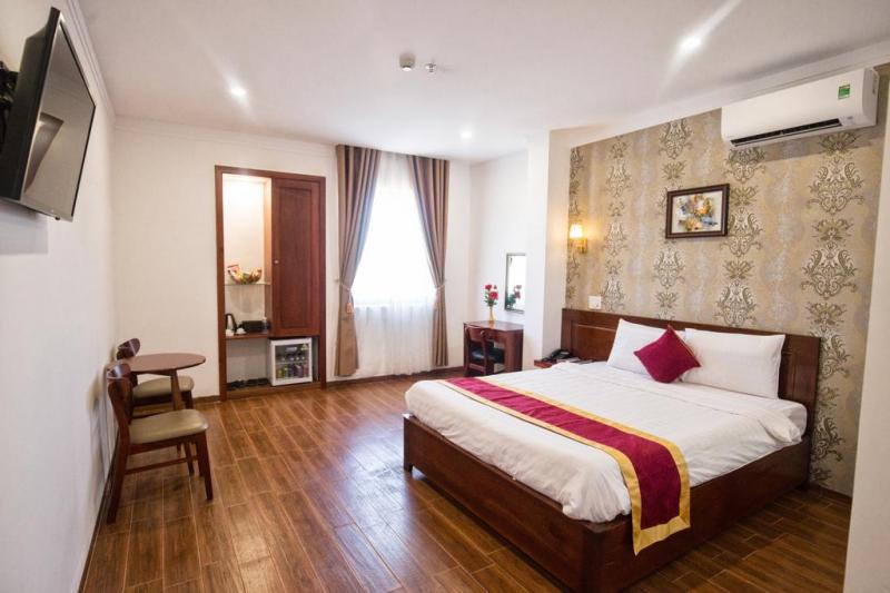 Le Centre Hotel Khách sạn giá rẻ gần trung tâm Gia Lai