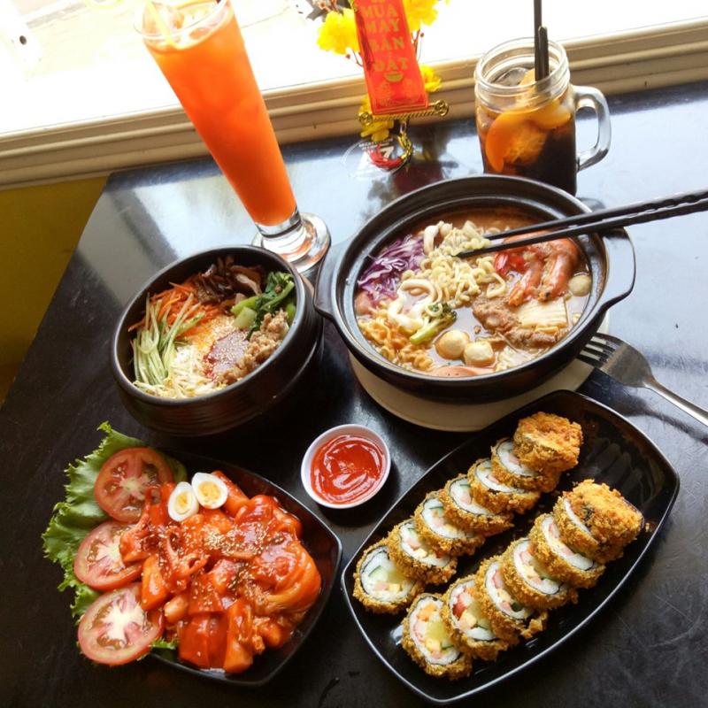 Mì Cay Kitachi nhà hàng ngon nhất tại TP. Pleiku, Gia Lai
