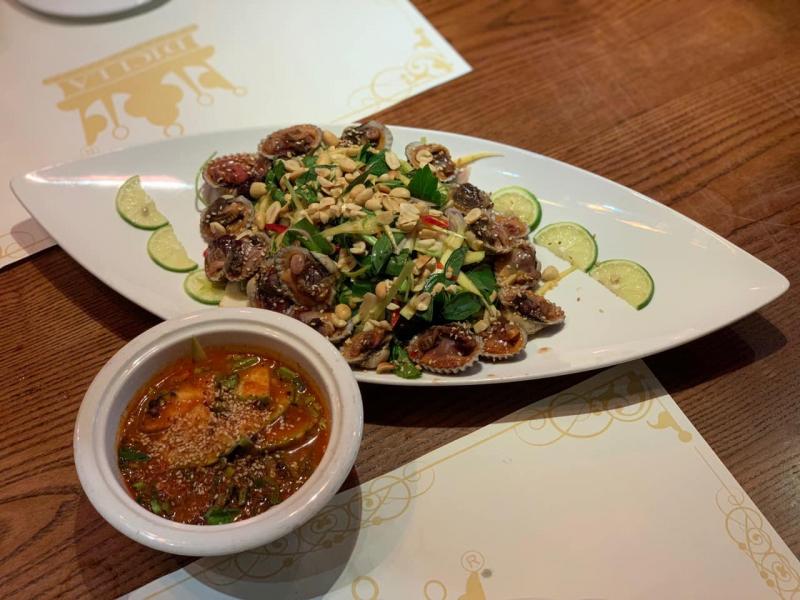 Nhà Hàng Hải Sản D'ICI LÀ nhà hàng ngon nhất tại TP. Pleiku, Gia Lai