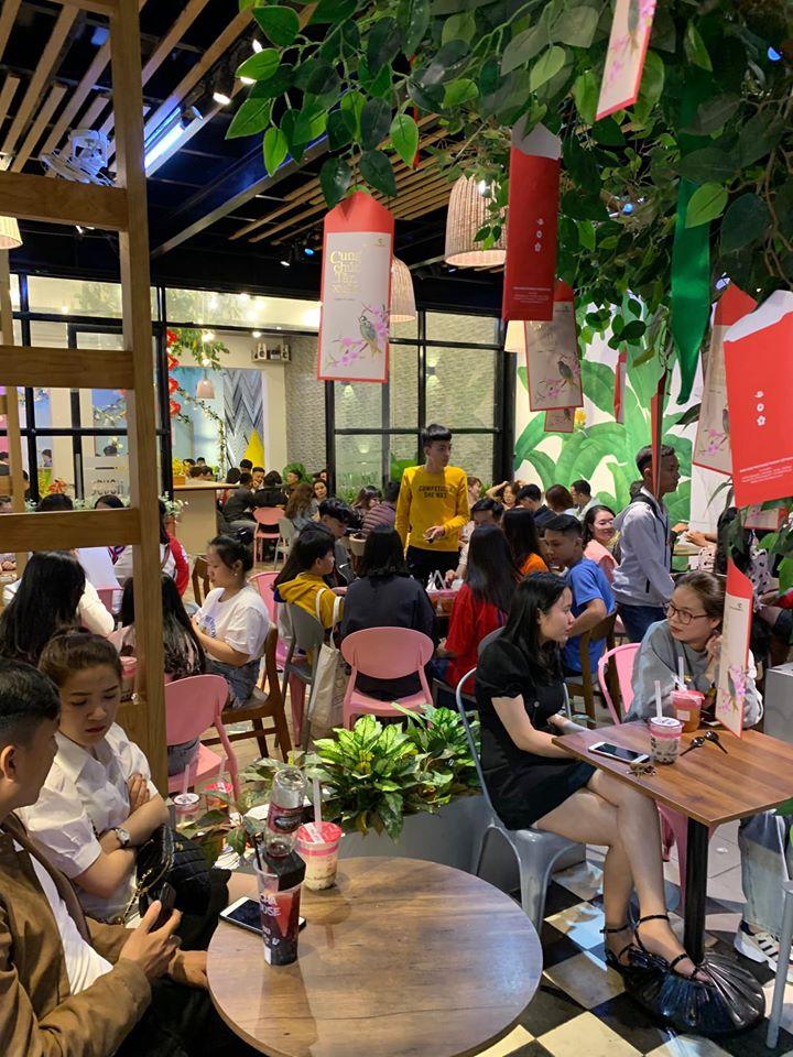 Ocha House Tea & Coffee Quán cafe ngon có view đẹp được yêu thích nhất ở Gia Lai