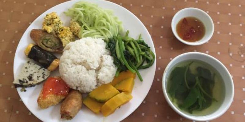 Quán chay Thanh Tâm Quán ăn chay ngon nhất, giá rẻ ở Pleiku - Gia Lai