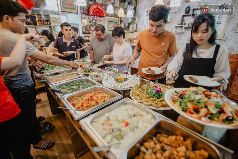 Quán chay Thảo Tâm Quán ăn chay ngon nhất, giá rẻ ở Pleiku - Gia Lai