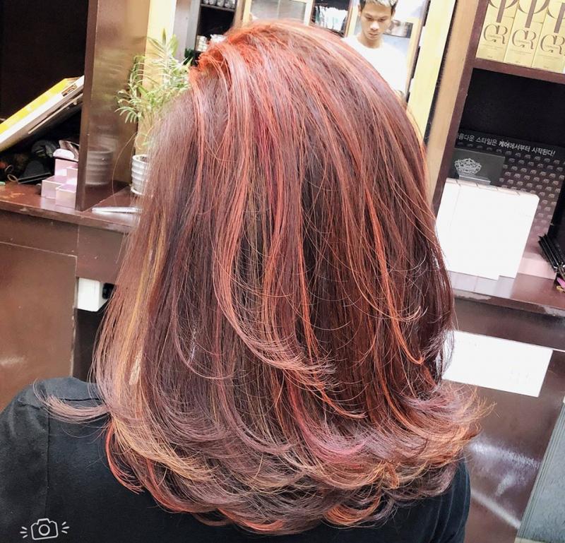 Salon Tóc Lucky Salon nhuộm tóc đẹp nhất TP. Pleiku, Gia Lai