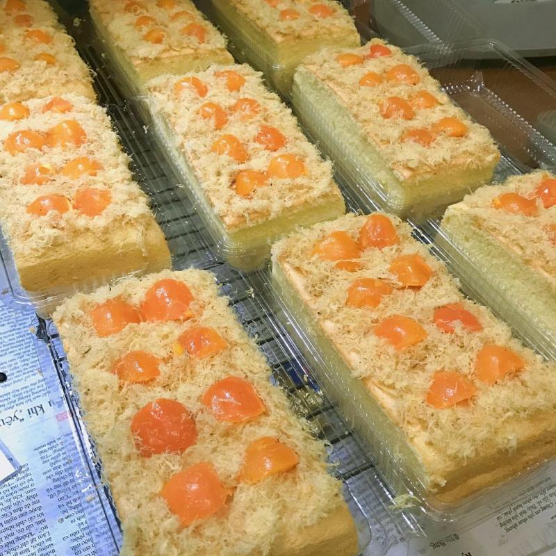 Shusu Kem Bánh địa chỉ bán bánh bông lan trứng muối ngon nhất tại TP. Pleiku, Gia Lai