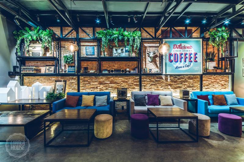 The Corner House Coffee Quán cafe ngon có view đẹp được yêu thích nhất ở Gia Lai