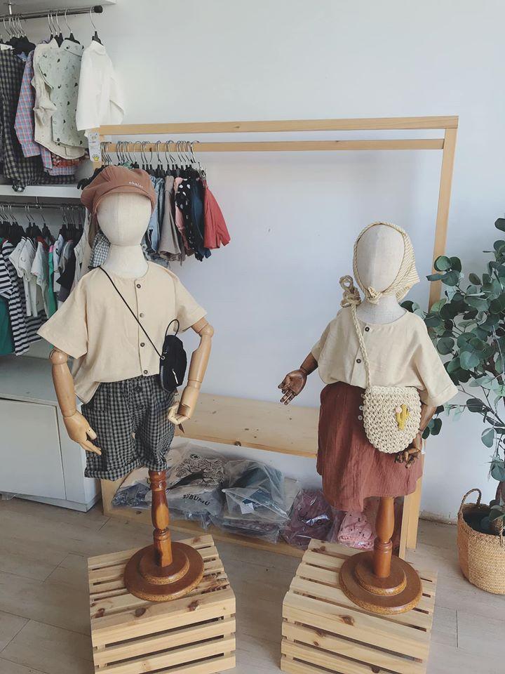 Thóc baby Shop quần áo trẻ em đẹp và chất lượng nhất TP. Pleiku, Gia Lai
