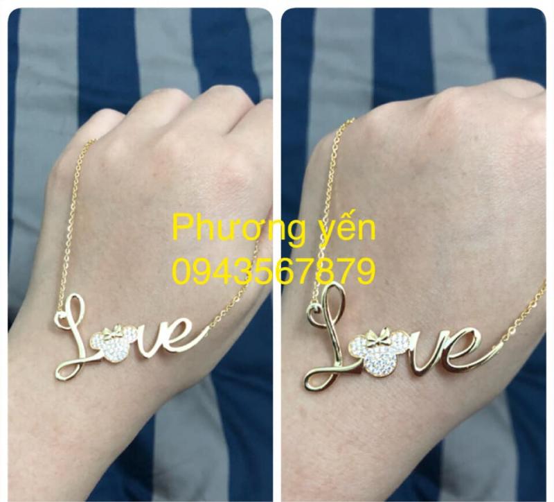 Tiệm Vàng Phương Yến tiệm trang sức đẹp nhất TP. Pleiku, Gia Lai