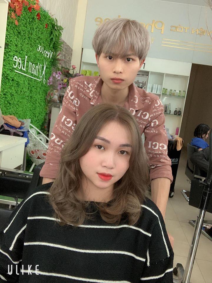 Viện Tóc Phan Lee Salon nhuộm tóc đẹp nhất TP. Pleiku, Gia Lai